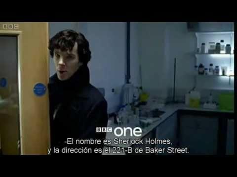 Sherlock BBC trailer [subtitulado en español]