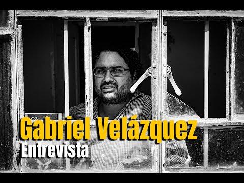GABRIEL VELÁZQUEZ - PREMIO NACIONAL DE NOVELA NEGRA