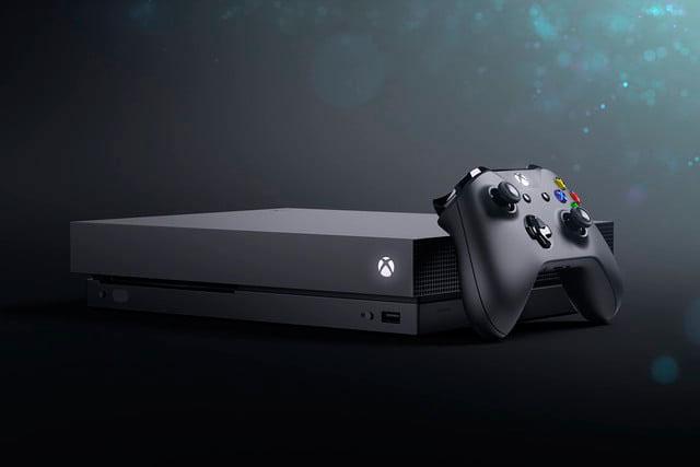 ¿Qué juegos se podrán jugar en 4k en el lanzamiento de Xbox One X?