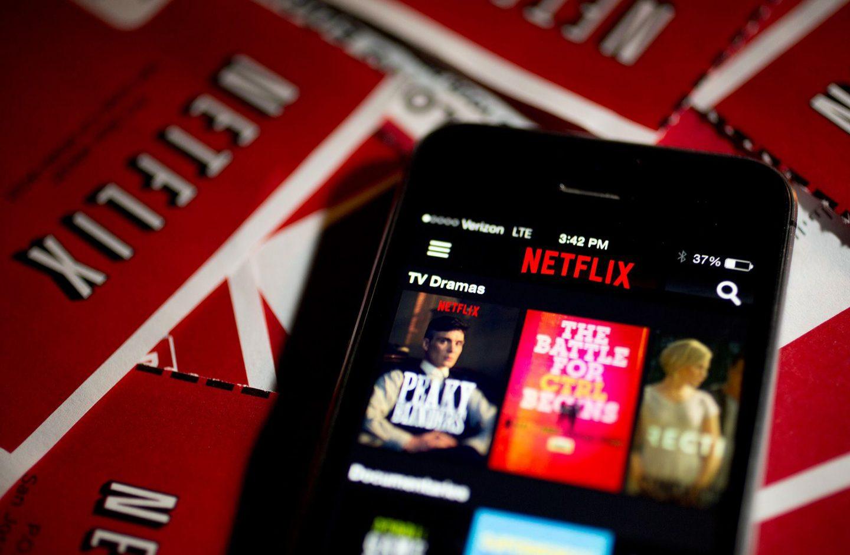 Netflix lanza plan exclusivo para teléfonos móviles