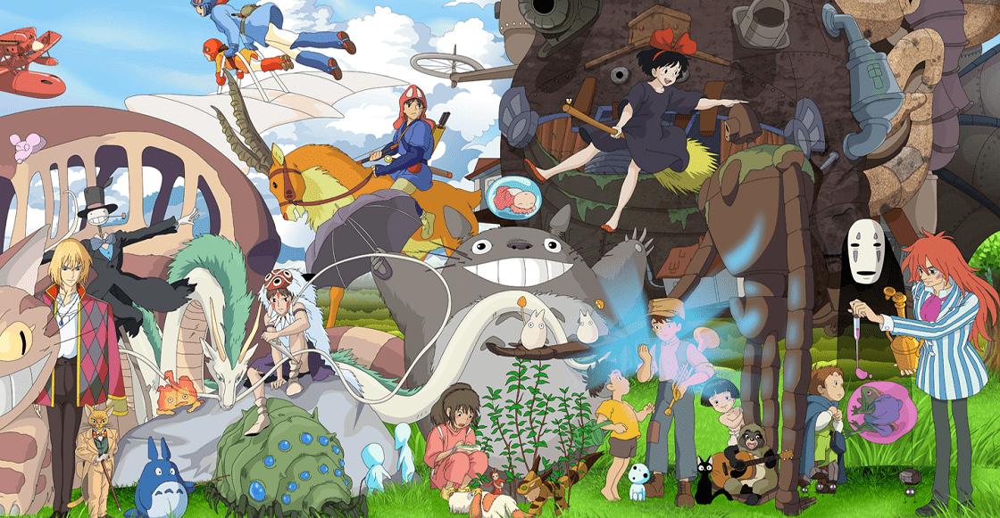Las producciones de Studio Ghibli llegan al catálogo de Netflix