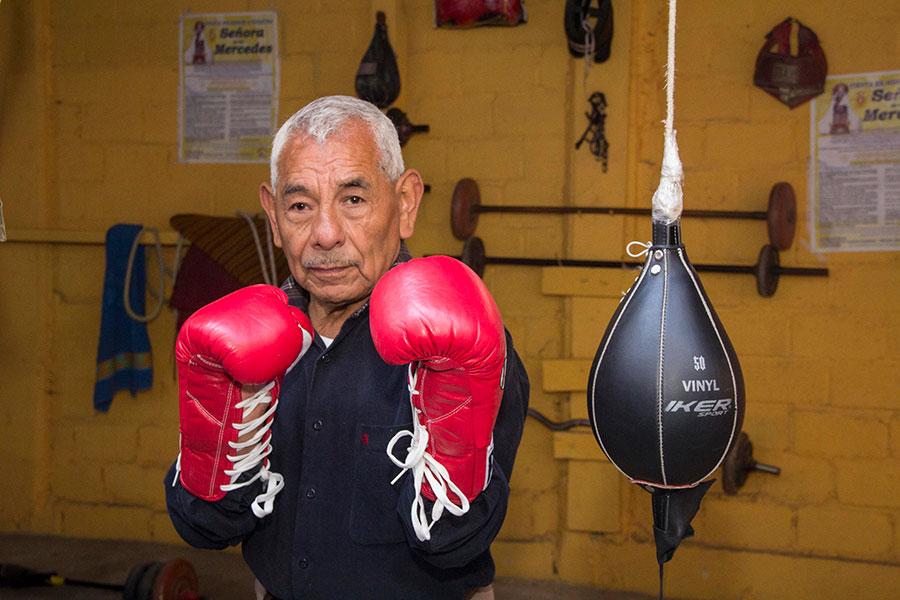 Armando 'Blacky' Gutiérrez, una leyenda del box sancristobalense