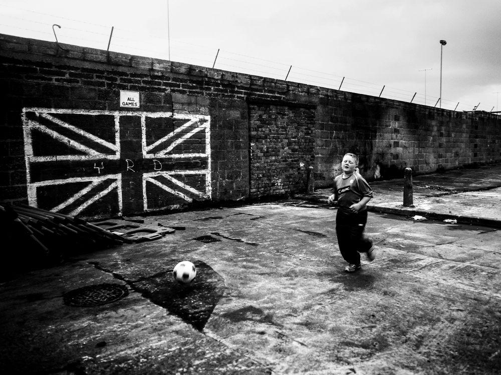 Wee Muckers - Youth of Belfast - Toby Binder | Segundo lugar categoría Series