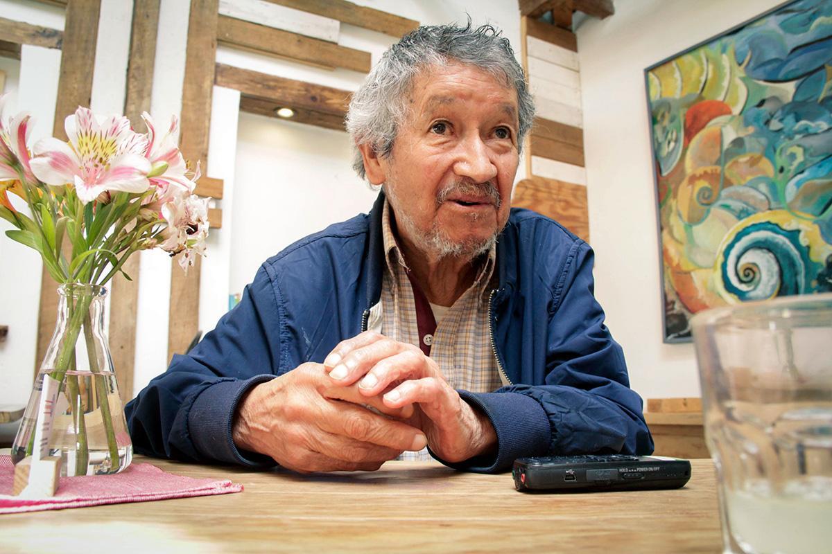 Javier Molina, una vida dedicada al periodismo y la cultura